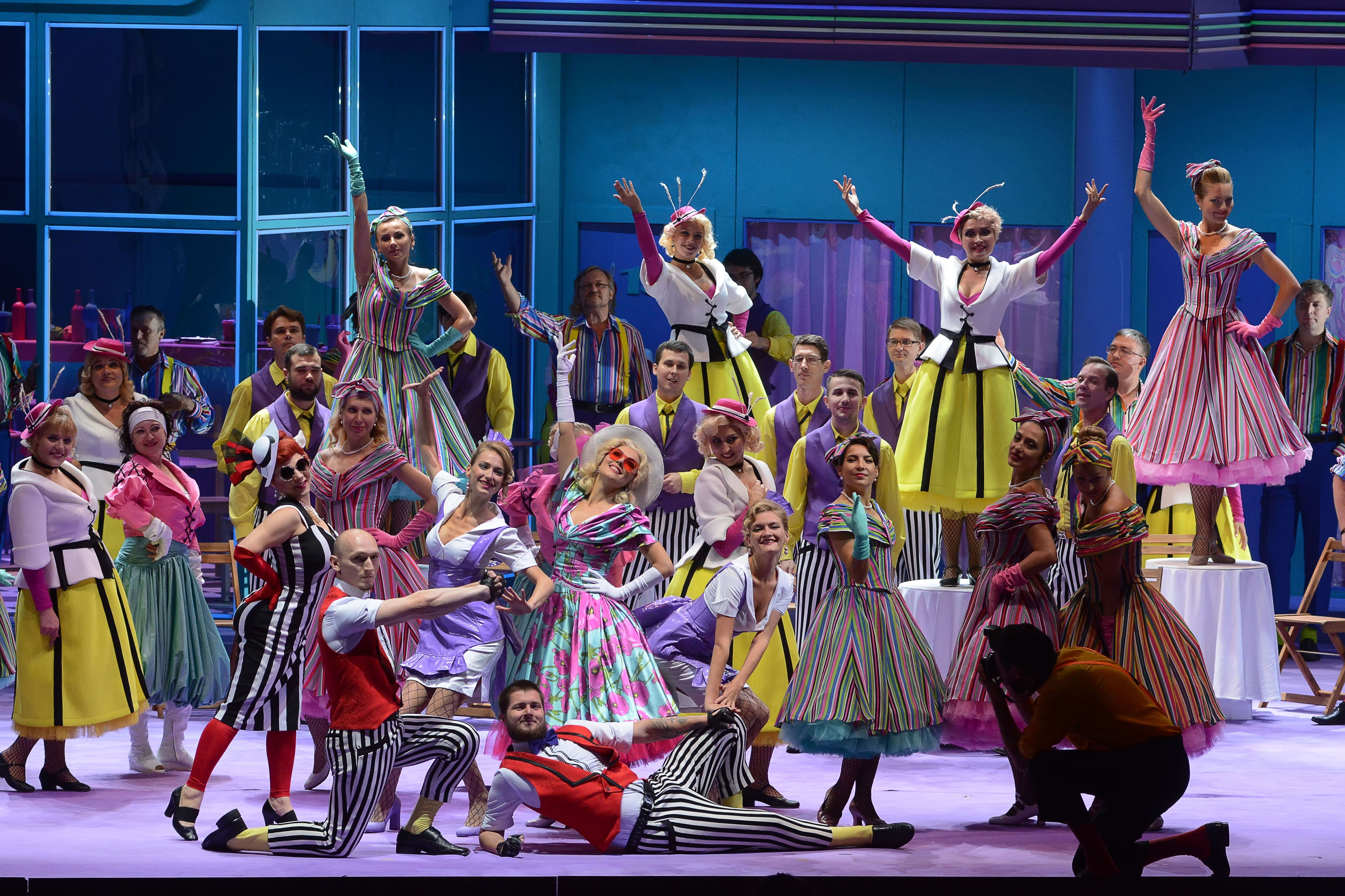 Musical Comedy Theater (Novosibirsk): repertoire, history, troupe