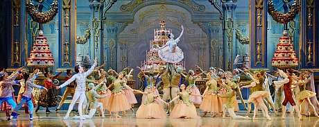 """Nutcracker"" with Vasily Vaynonen's choreography is back by the audience's request"